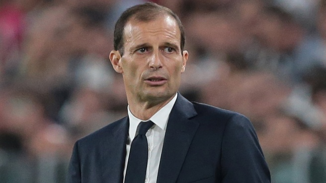 Allegri mette in guardia la Juventus