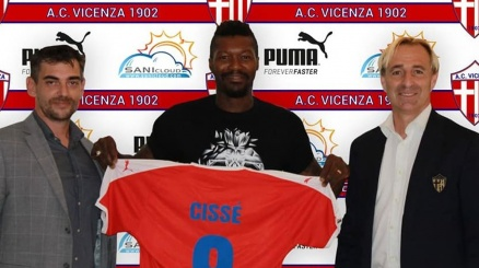 Incredibile Djibril Cissé: riparte dalla Terza Categoria
