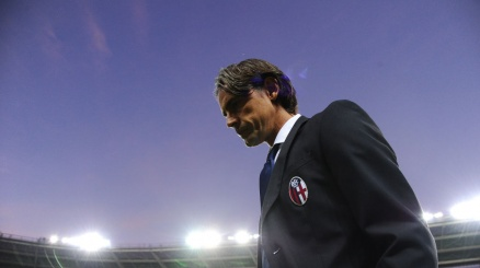 Inzaghi in bilico: la decisione del Bologna