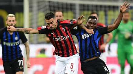 Inter - Milan: Pagelloide rossonero