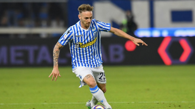 Lazio, la strategia per Lazzari