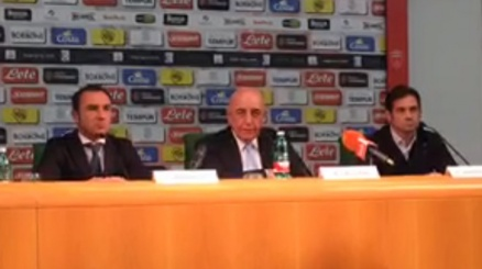 Monza, Galliani pronto a spendere