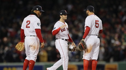 MLB, Boston vince le World Series