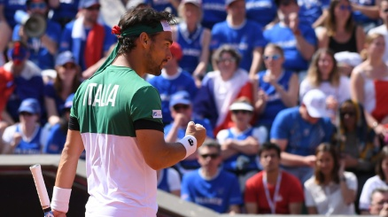 Fognini accontentato: non va in India