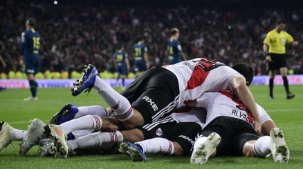 Estasi River Plate: vittoria in rimonta sul Boca Juniors