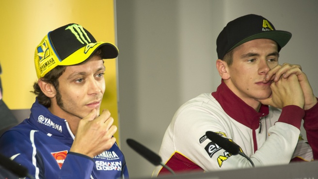 rossi, redding