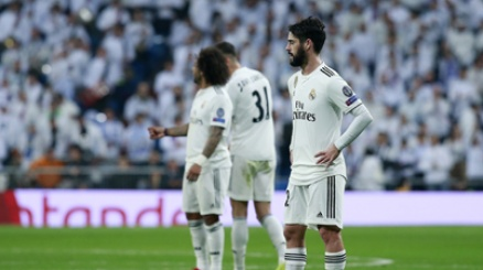Real Madrid, umiliazione indolore