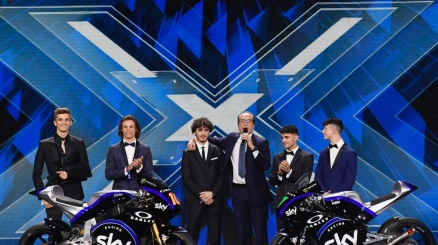 Per lo Sky Racing Team VR46 è già 2019