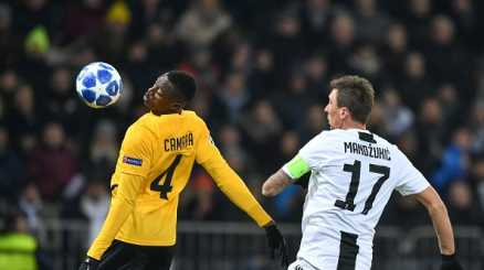Young Boys-Juventus: il Pagelloide bianconero