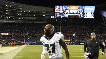 Wild Card NFL, Eagles da sogno