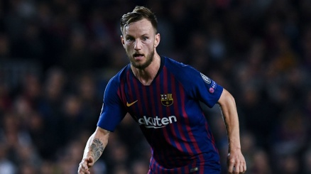 Rakitic gela l'Inter