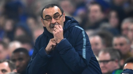 Roma, Sarri in pole position