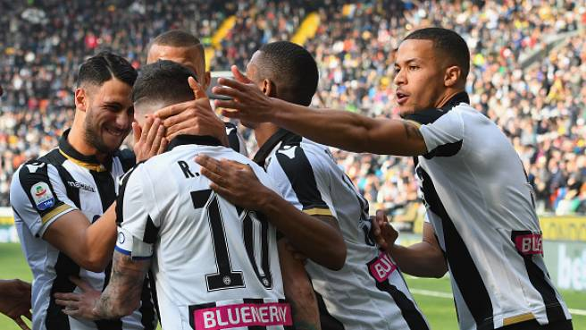 L'Udinese supera in casa per 2-1 il Bologna e si allontana dalla zona calda della classifica.