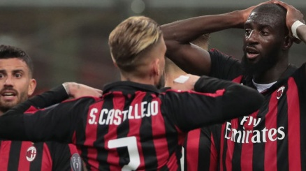 Milan-Inter: Pagelloide rossonero