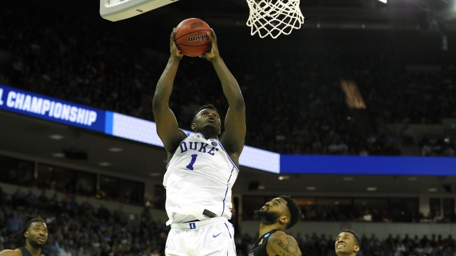 NCAA, Duke ringrazia Williamson