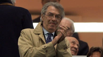 Inter, Moratti applaude Sensi: