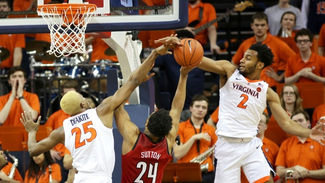 NCAA, Virginia conquista le Final Eight