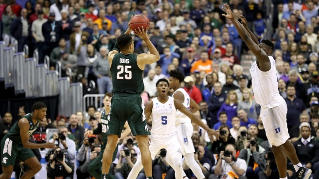 NCAA, capolavoro Michigan State