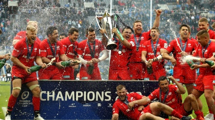 Rugby, Saracens campioni d'Europa