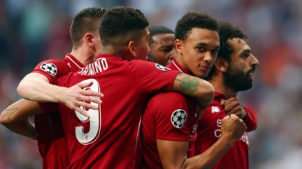 Il Liverpool vince la Champions League