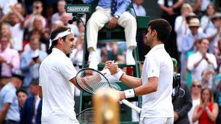 Djokovic re di Wimbledon, Federer va ko in 5 ore