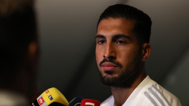 Emre Can, passo indietro: