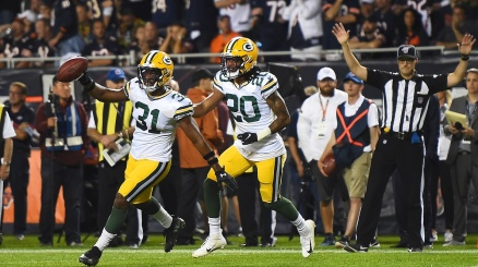 NFL, Green Bay vince ancora