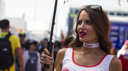 Grid Girls: Alice Brivio