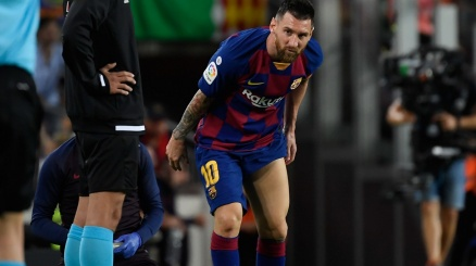 Valverde, che regalo all'Inter! Messi a casa