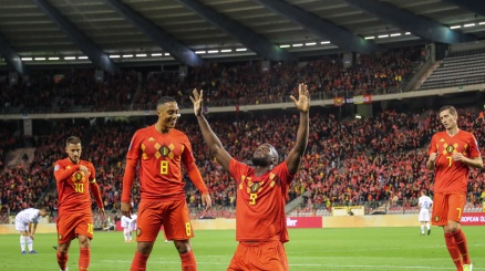 Riscatto Lukaku, Belgio all'Europeo