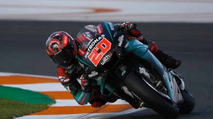 Quartararo in pole, Miller re in Ducati