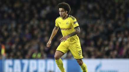 Incidente domestico: Witsel operato