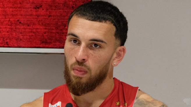 Mike James rinnova con il CSKA