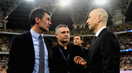 Milan, tre alternative di lusso per il post Pioli
