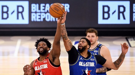 All Star Game NBA, vince il Team LeBron