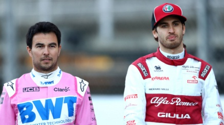 Sergio Perez si riprende la Racing Point