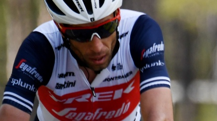 Vincenzo Nibali dice no al computer in gara