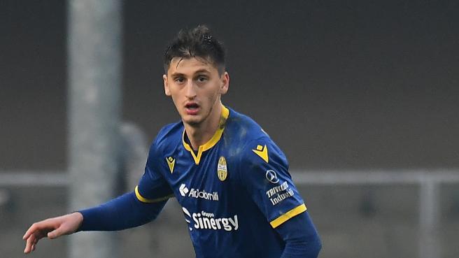 Lazio in forte pressing su Kumbulla