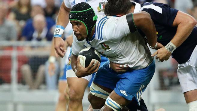 Rugby, Mbandà nominato Cavaliere della Repubblica