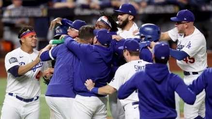 MLB, i LA Dodgers vincono le World Series