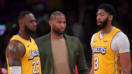 NBA, i Lakers ne perdono un altro