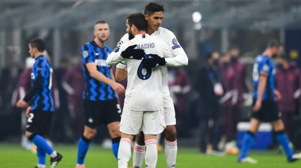 Sprofondo Inter in Champions: 2-0 Real Madrid a San Siro