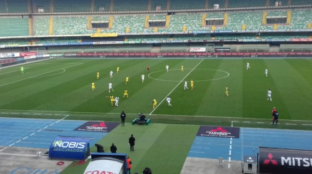 Inarrestabile Chievo: 2-1 all'Entella