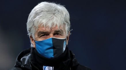 Atalanta, frecciatina all'Inter di Gasperini