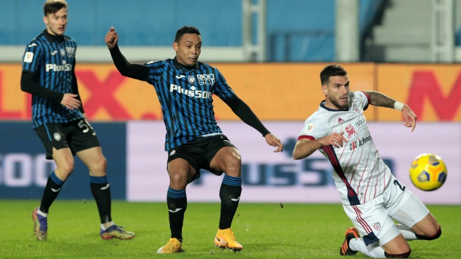 Luis Muriel non pensa all'Inter