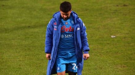 Insigne, la Juve e un incredibile record negativo