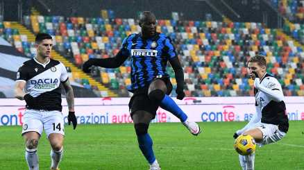 Udinese-Inter 0-0, le pagelle