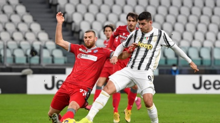 Juventus, quattro squilli all'Inter