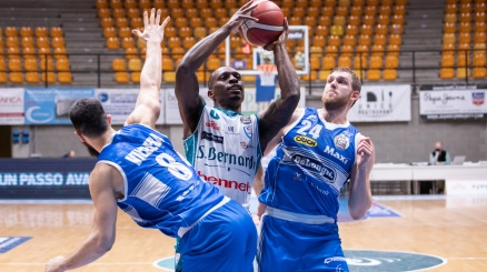 Basket, i risultati dell'ultima di regular season