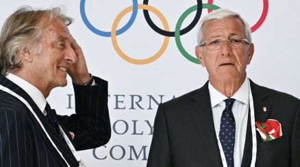 Marcello Lippi applaude Italiano e Juric